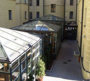 Innenhof Domina Inn PK Riga Hotel