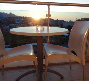 Balkon Hotel Titan Select