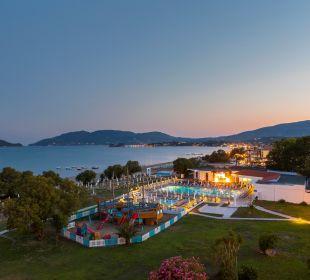 Außenansicht Hotel Louis Zante Beach