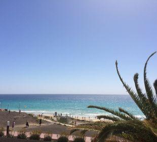 Blick vom Balkon auf´s Meer IBEROSTAR Hotel Playa Gaviotas