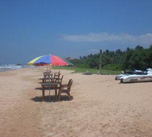 Sehr ruhiger & schöner Strand Wunderbar Beach Club Hotel