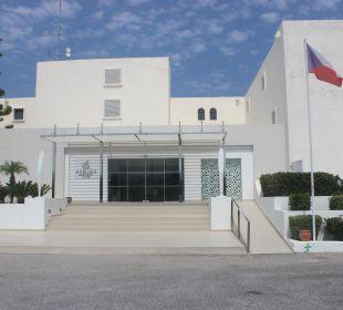 Lobby Aeolos Beach Hotel