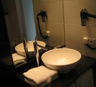 Das super süße Bad  Motel One Nürnberg-City