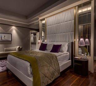 King Suite Schlafzimmer Hotel Rixos Premium Tekirova