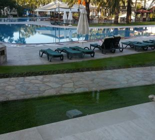 Ausblick im Restaurant  Barut Arum
