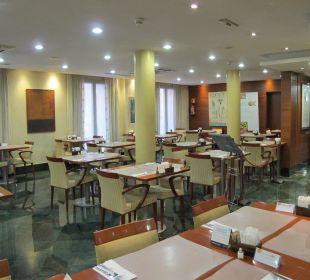 Frühstücksraum NH Barcelona Centro