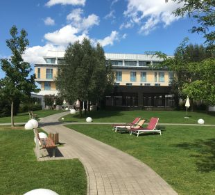 Gartenanlage Hotel Sonnenpark