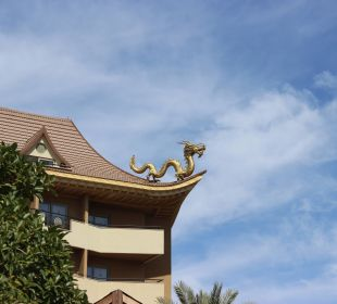 Überall Drachen Hotel Royal Dragon
