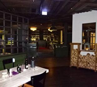 Blick in Richtung Restaurantbereich Park Inn By Radisson Lübeck