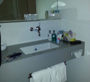 Bathroom sink Hotel marc münchen
