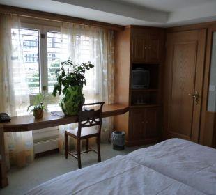 Zimmer 116 Hotel Appenzellerhof