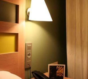 Detail im Zimmer Hotel Ciutat de Barcelona