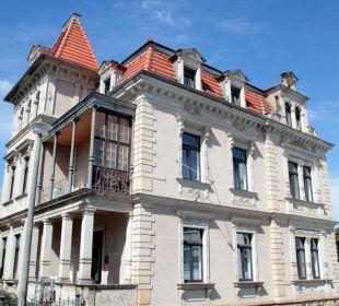 Die den 13. Februar 1945 überstanden hat Hotel Kipping