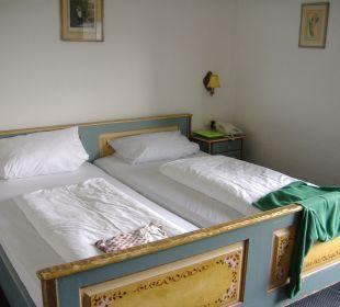 Unser Zimmer  Alpenhotel Schliersbergalm