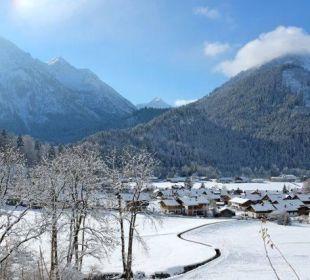 Bergblick Allgäuer Alpen Hotel Prinz - Luitpold - Bad