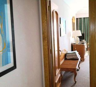(Noch) nicht renoviertes Doppelzimmer Hotel XQ El Palacete