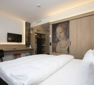 Komfort Zimmer Nr. 206 SORAT Hotel Saxx Nürnberg