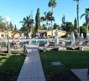 Poolanlage klein  Dunas Suites&Villas Resort