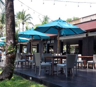 Frühstücksbreich  La Flora Resort & Spa