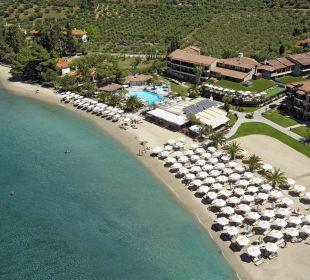 Luftaufnahme Anthemus Sea Beach Hotel & Spa