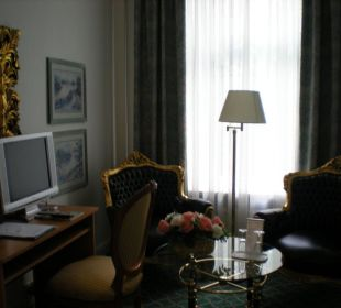 Zimmer 17 Hotel Boulevard