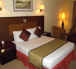 Doppelbett Nr.2 Hotel Ramada Katunayake Colombo International Airport