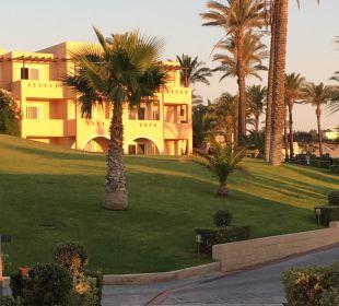 Sonnenuntergang Hotel Horizon Beach Resort