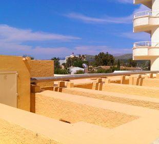 Balkon Hotel JS Alcudi Mar