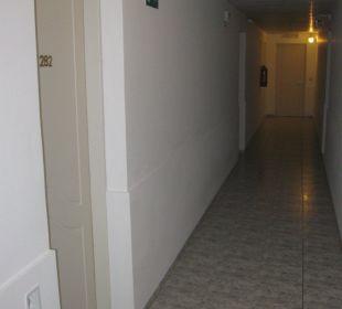 Zimmer 282: Flur-aufnahme Vantaris Beach Hotel