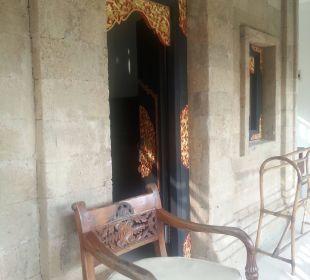 Zimmertür Hotel Bali Agung Village