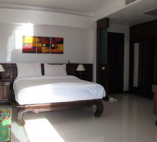 Grosszügige Zimmer Khao Lak Riverside Resort & Spa