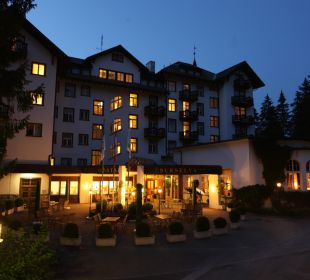 Hotel by night - Sunstar Hotel Flims Sunstar Alpine Hotel Flims