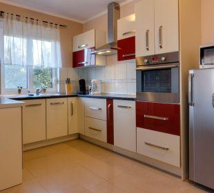 Küche FeWo JADRAN Ferienwohnung Utjeha.me