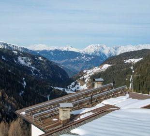 Zimmer Ausblick Berghotel Marlstein