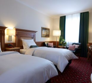 Deluxe Twinbed Room Hotel Platzl