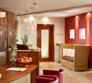 Wellnessbereich Hotel Die Post