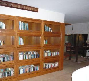 Reading Room Hotel Tanjung Rhu Resort