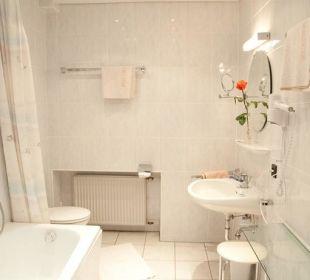Doppelzimmer mit Bad/WC Gästehaus Hotel Garni Zibert