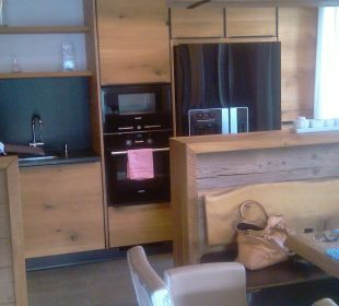 Küche Maierl-Alm & Chalets
