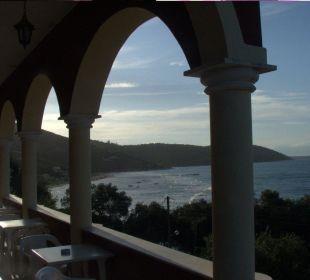 Ausblick vom Balkon/Terrasse