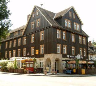 Hotelansicht Hotel Forelle