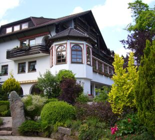 Zaubergarten Waldblick Hotel Kniebis