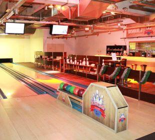 Bowlingbahn alpincenter & van der Valk Hotel Wittenburg
