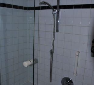 Bad - Badewanne mit Dusche Flair Hotel Weisses Roß