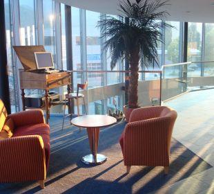 Lobby/Eingang Swiss Heidi Hotel