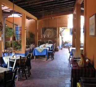 Frühstück und Abendessen Hotel Costa Linda