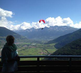 Traumausblick vom Balkon Alpin & Relax Hotel Das Gerstl