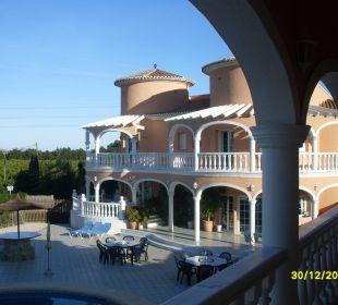 Haupthaus Hotel Los Caballos