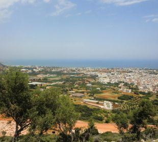 Phantastischer Ausblick über Malia und das Meer Hotel Royal Heights Resort