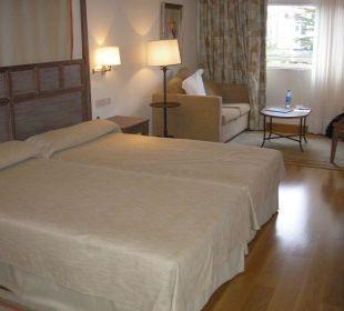 Doppelzimmer Hotel Parador de Salamanca